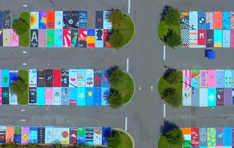 Painted Parking Spots Possibly In CHS Future