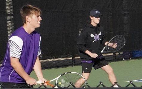 New Tennis Players Learn to Expect the Unexpected
