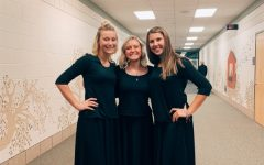 Orchestra Students Take on Their First Concert of the Year