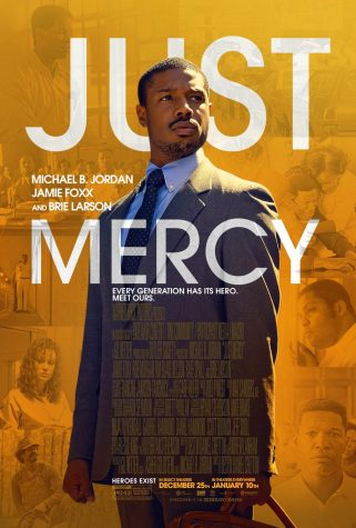 The movie poster with Michael B. Jordan.