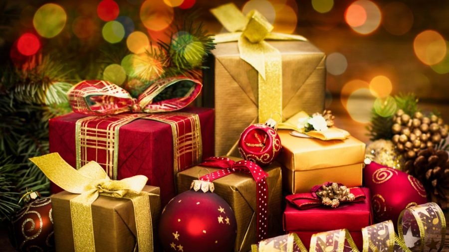 With only a couple weeks until Christmas, individuals continue to purchase and wrap long awaited presents for friends and family.