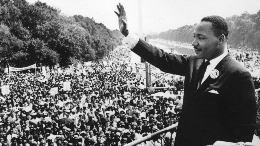 "On August 28, 1963, Martin Luther King Jr. delivered his ""I Have a Dream"" speech in front of over 200,000 people. This occasion is marked as one of the most remarkable events in American history."