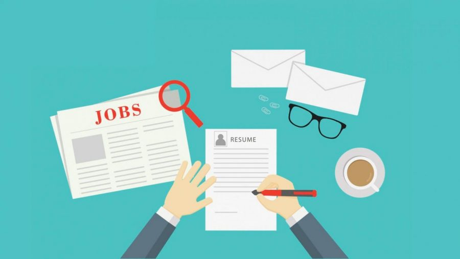 Job searching has become increasingly hard via GetFive it all begins with