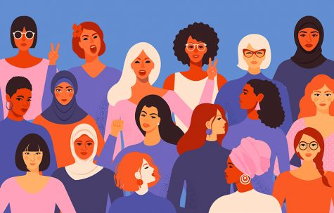 """According to Woodruff Lab, """"National Women's History Month dates back to March 8, 1857, when women from New York City factories staged a protest over working conditions."""""""